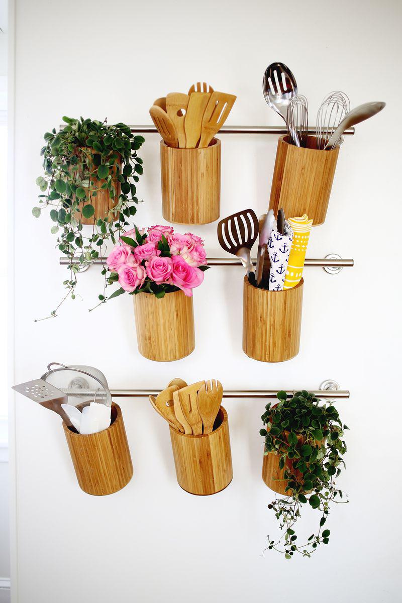 Organisation verticale de la cuisine