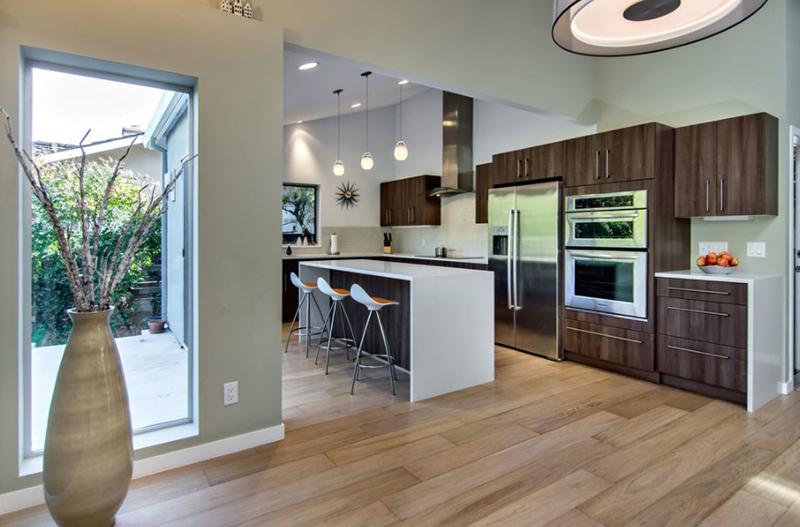 Design de cuisine Palo Alto