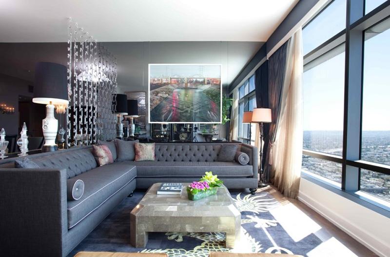Résidences Ritz-Carlton à LA Live