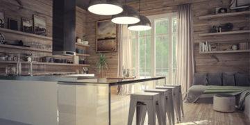 20 modèles de cuisine remarquables blancs et gris - Decor ...
