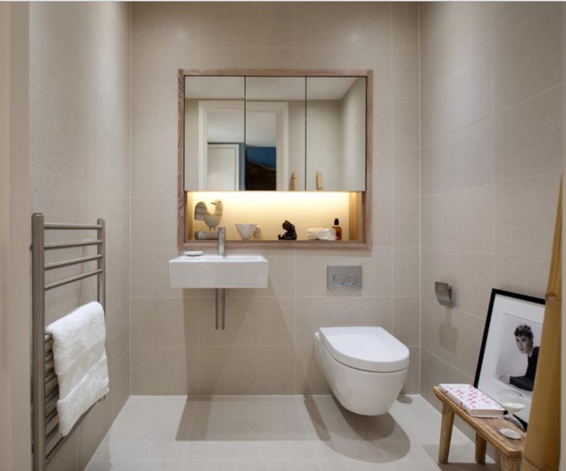 Rénovation d'un penthouse à Londres