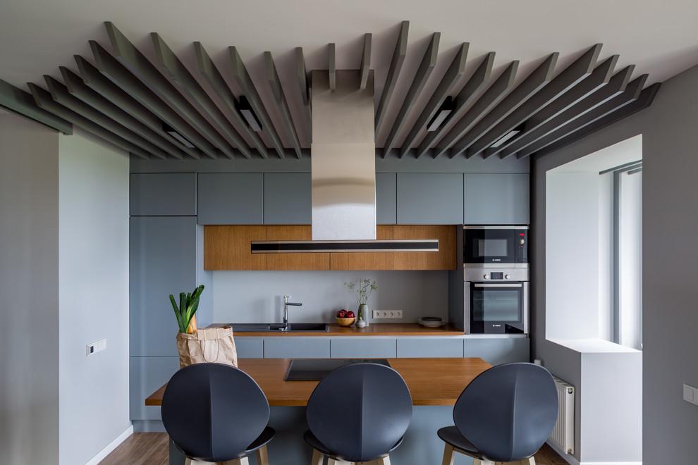 16 designs de cuisine contemporaine sophistiqués dont vous avez besoin dans votre maison