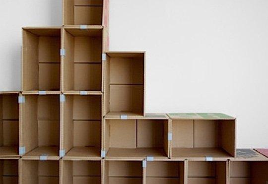 Life Hacks Avec Des Boîtes En Carton