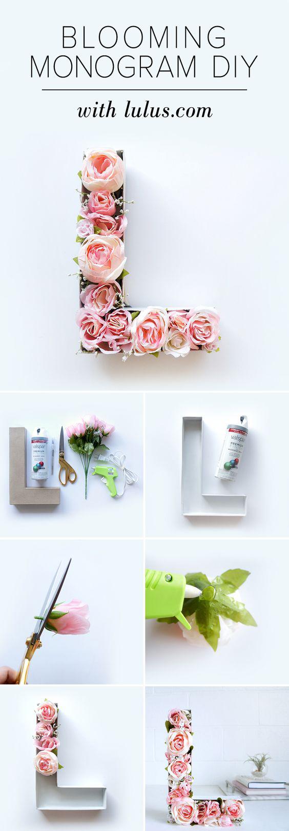 15 projets de bricolage créatifs pour votre chambre