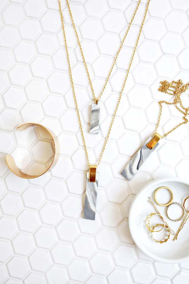14 idées uniques de collier faites main que vous aimerez
