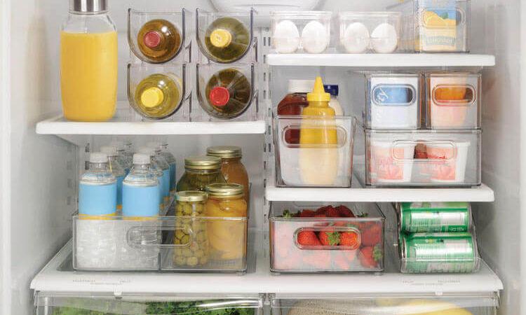 Idées d'organisation de réfrigérateur – Comment organiser un réfrigérateur