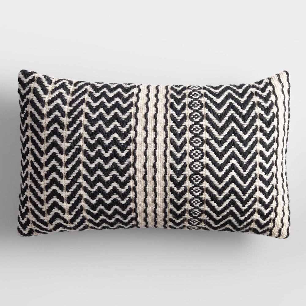 produits de plein air pour le marché mondial - oreiller en zigzag