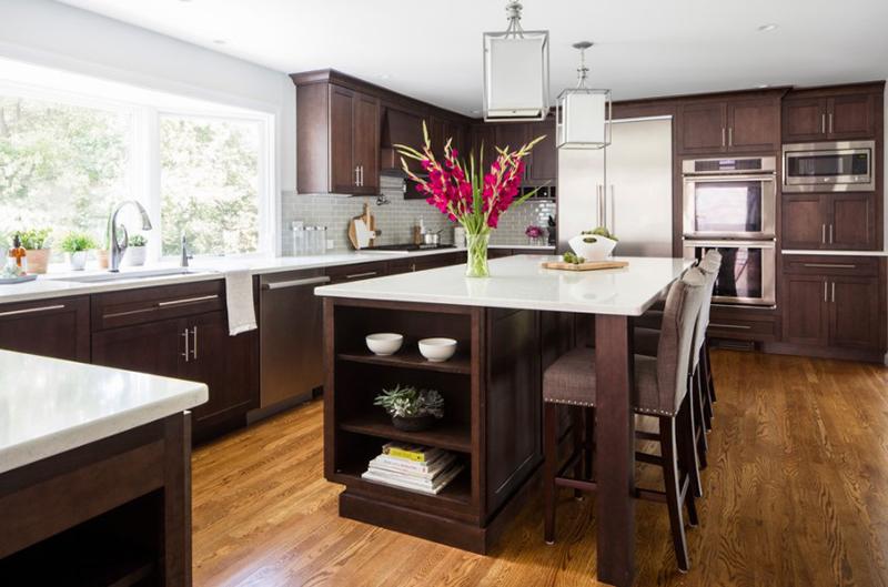 Stuart Kitchen Remodel - Medfield, Massachusetts