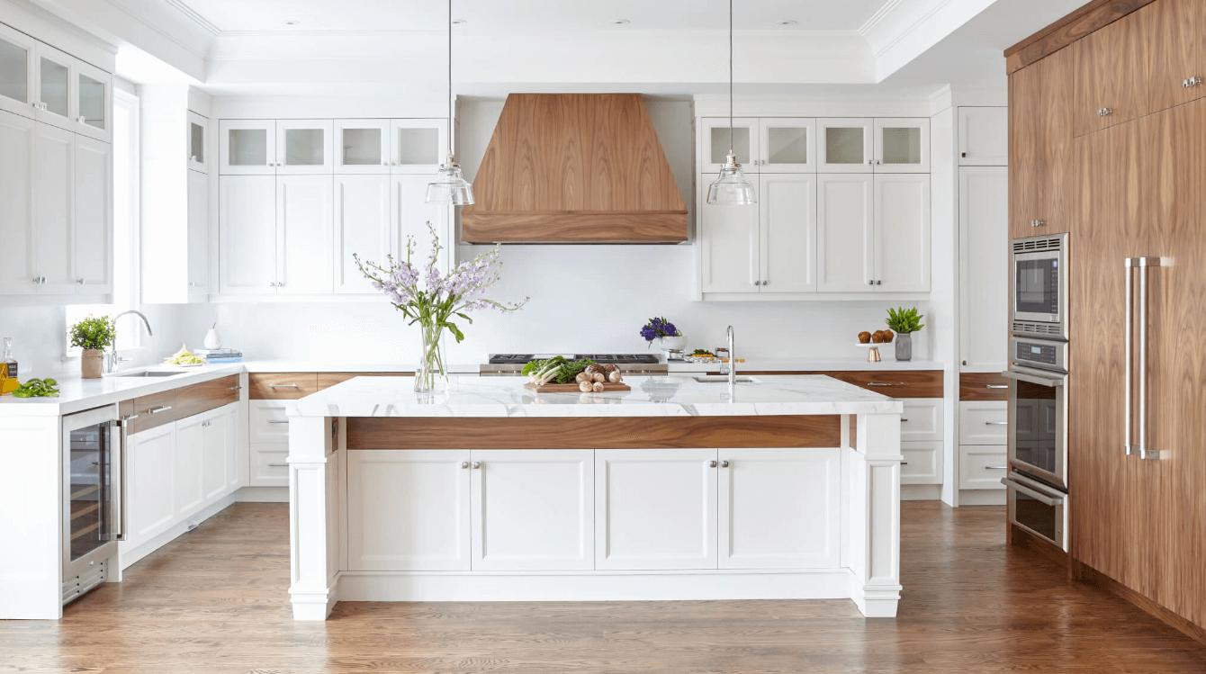Une cuisine conçue par Dvira Ovadia. Photographie de Valerie Wilcox.