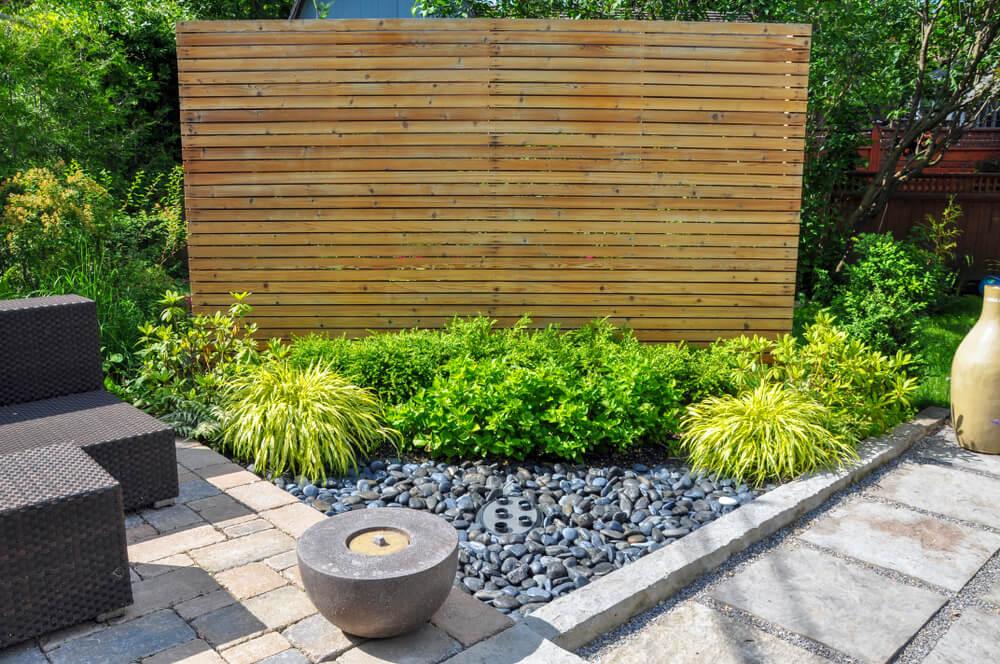 Panneau de section des clôtures de protection partielle