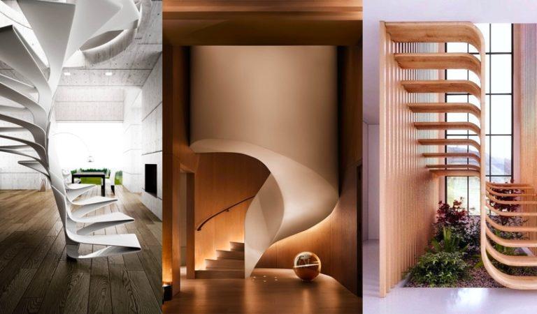 Décoration : 51 superbes idées d'aménagement d'escaliers