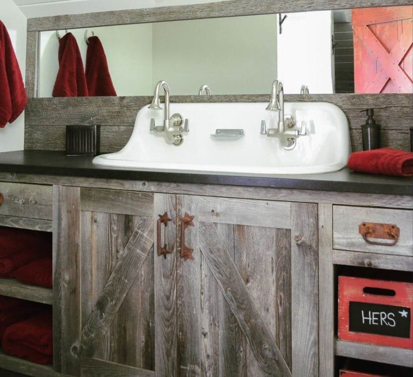 Salle de bains Montana
