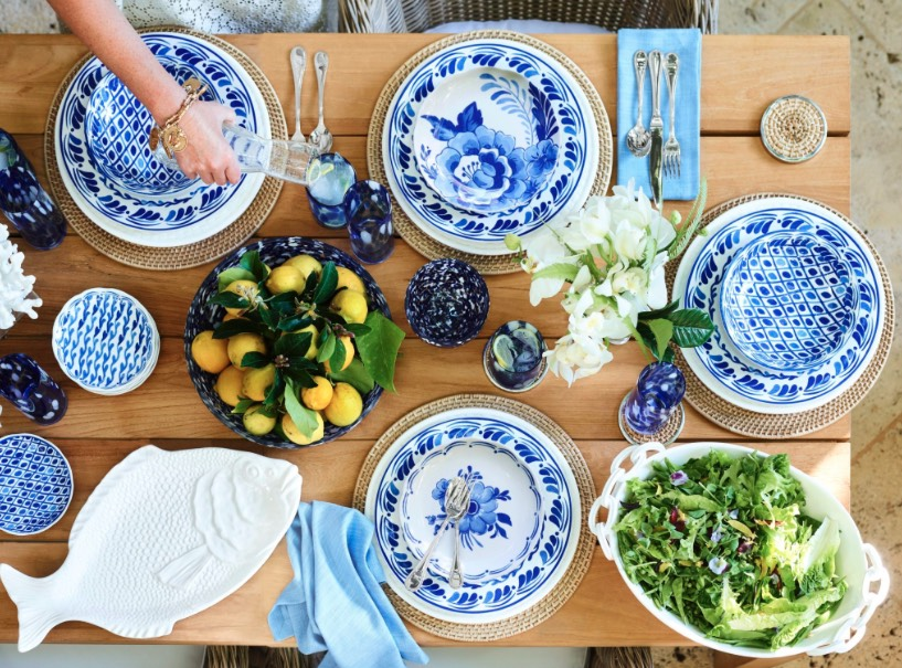 Collection AERIN chez Williams Sonoma