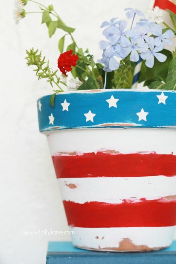 15 décorations faciles pour le 4 juillet pour vous plonger dans l'esprit des fêtes (2e partie)