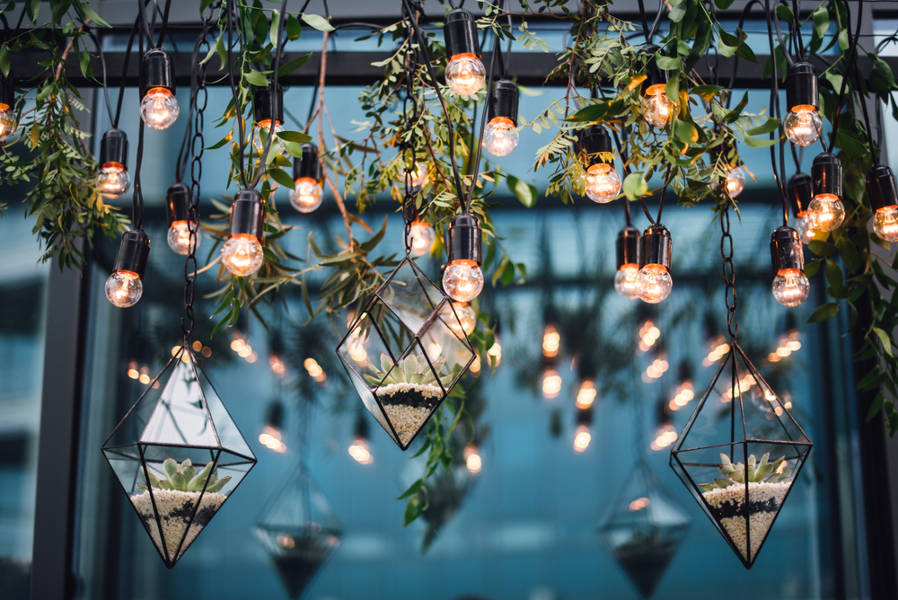 wedding party decorating ideas