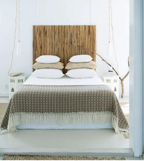 Idées originales de tête de lit