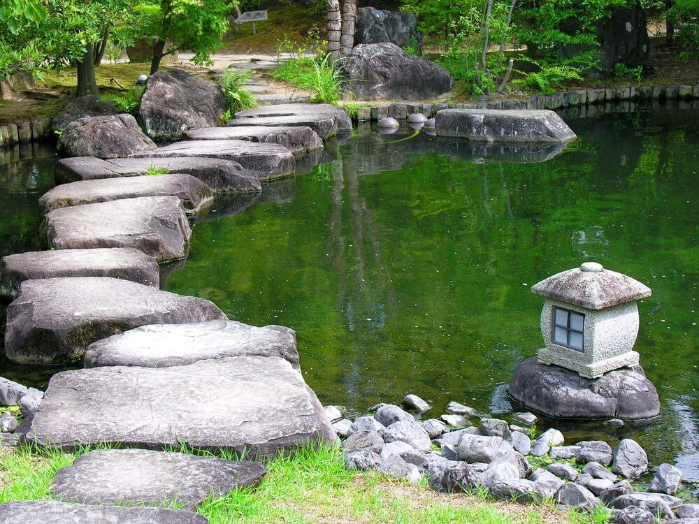 Fonctionnalité de l'eau des voies de progression