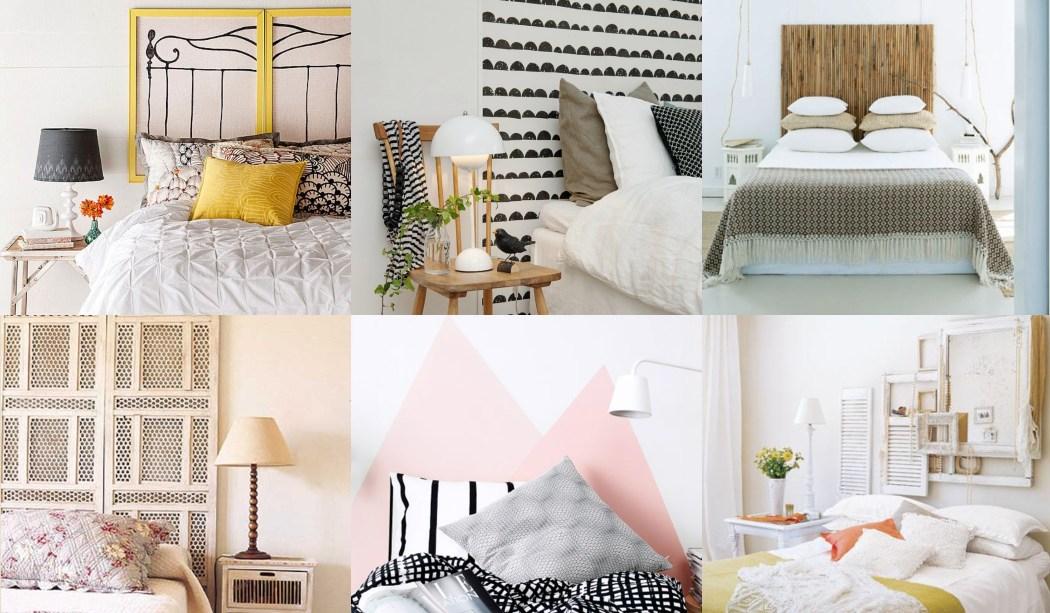 17 têtes de lit originales et pas chères