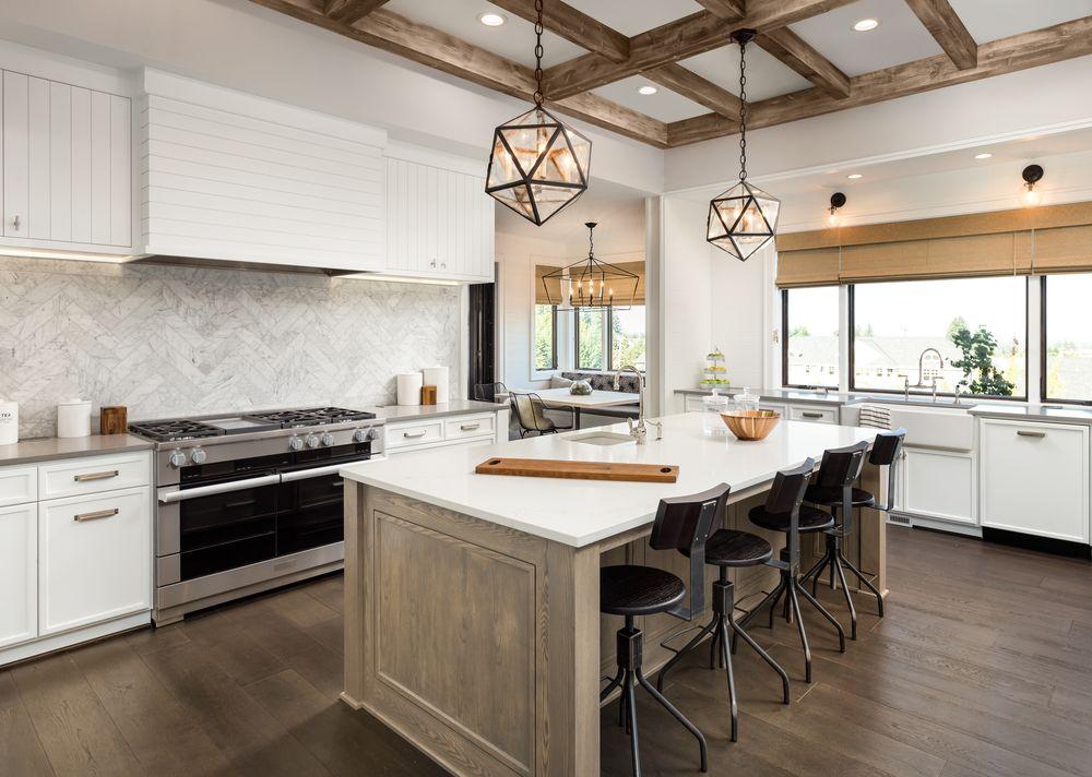 L'amélioration et le réaménagement sont plus populaires que les projets d'entretien pour les propriétaires.