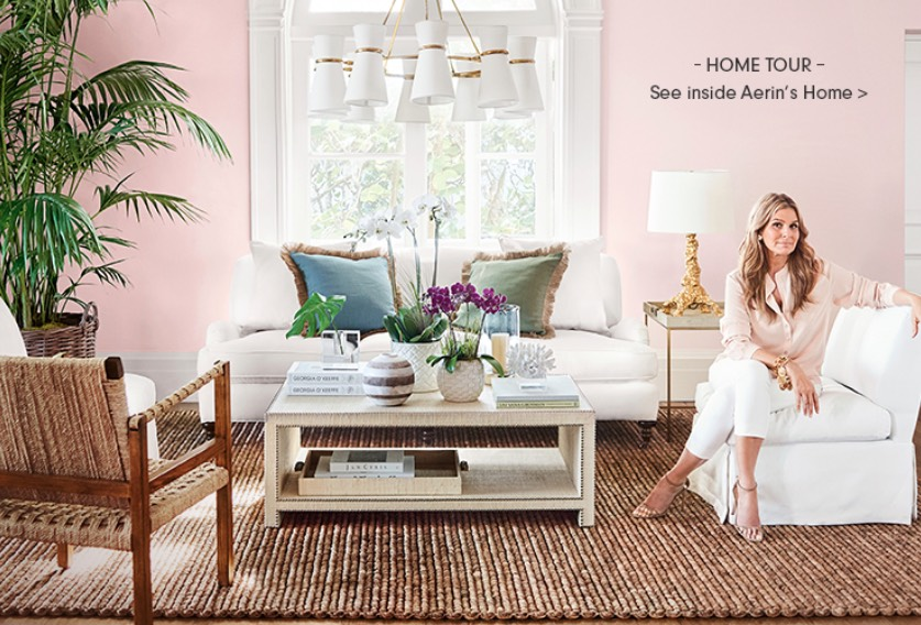 aerin collection williams sonoma