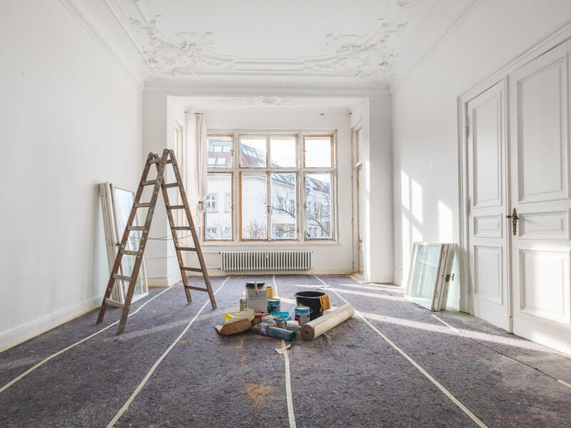 Appartement prêt à être rénové