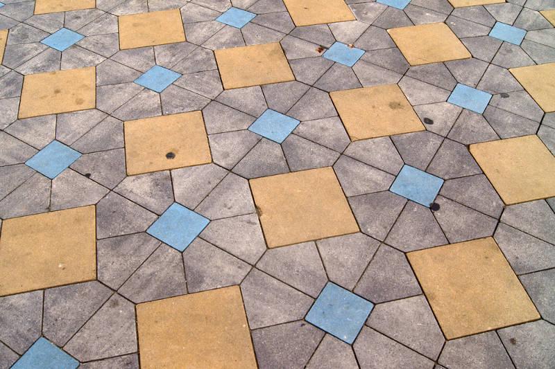 comment peindre des idées de plancher de patio et de plancher de patio
