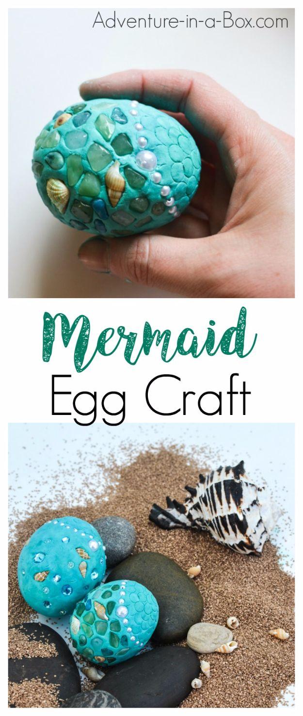 15 artisanat magique de sirène (partie 1)