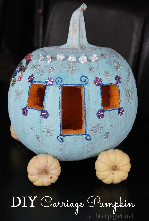 15 idées de sculpture de potiron bricolage (partie 1)