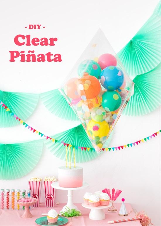 15 idées de bricolage Pinata qui feront la fête