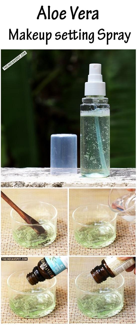 15 façons d'utiliser l'Aloe Vera comme produit de beauté
