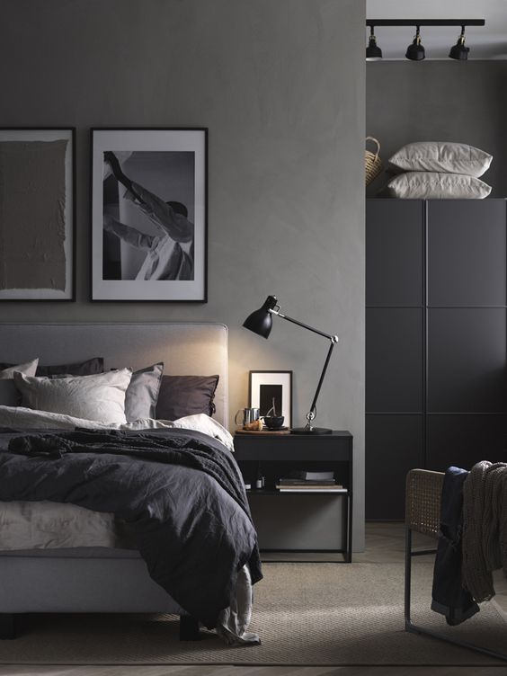 Chambres grises