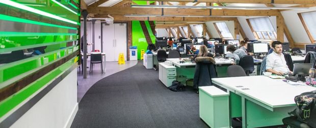 Open Space Offices Boon ou Bane?