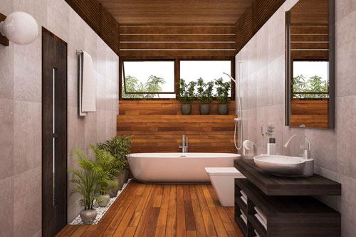 10 tendances en matière de design de salle de bain vont faire des vagues en 2020