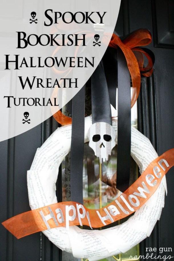 15 idées de guirlande Halloween bricolage (partie 2)