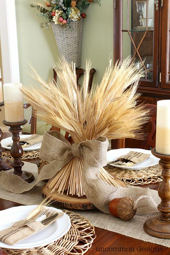 15 projets de décoration faciles pour l'automne (2e partie)