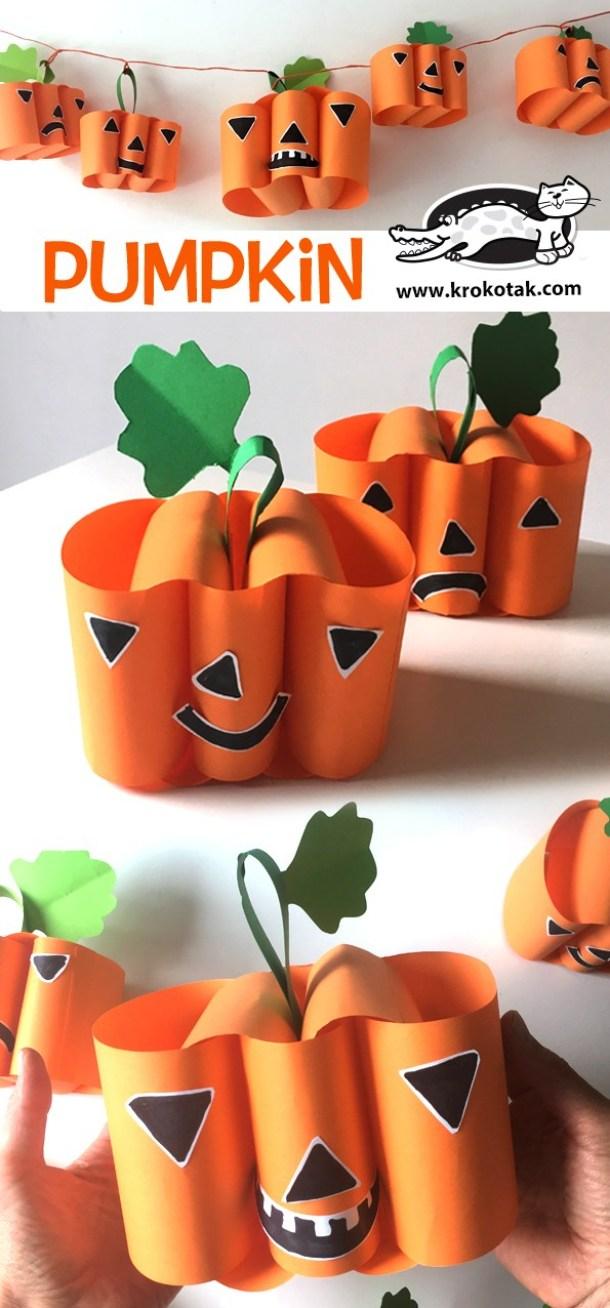 15 bricolages simples mais pas effrayants d'Halloween pour enfants (2e partie)