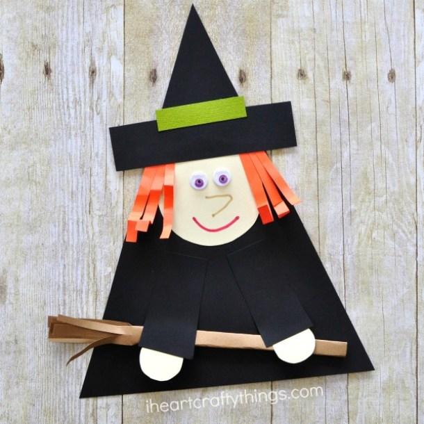15 bricolages simples mais pas effrayants d'Halloween pour enfants (1ère partie)