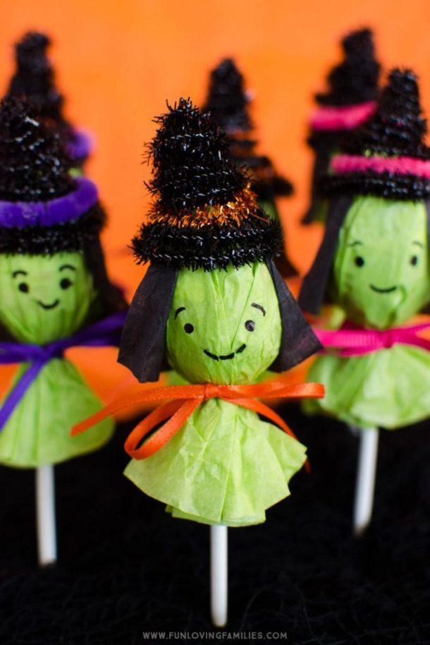 15 métiers de sorcière pour que les enfants fassent cet Halloween