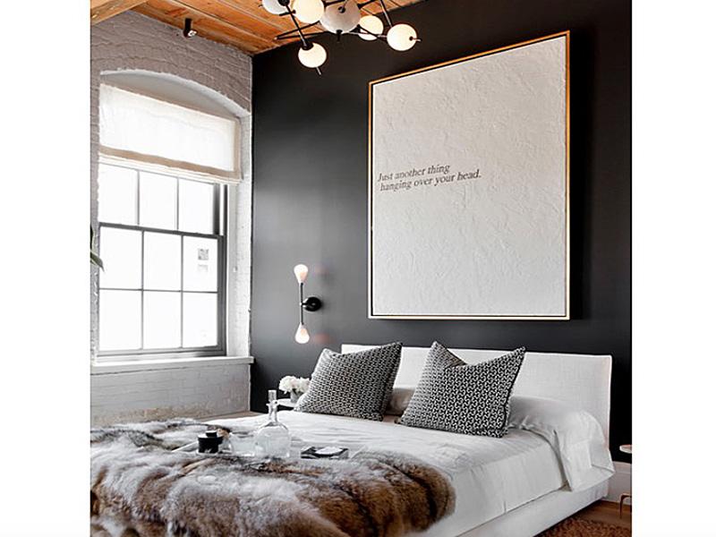 """black-room """"width ="""" 800 """"height ="""" 600 """"srcset ="""" https://decoralert.com/wp-content/uploads/2019/10/1572298260_676_Deco-12-meilleures-idees-de-peinture-de-chambre-a.jpg 800w, https://freshome.com/ wp-content / uploads / 2015/06 / black-room-300x225.jpg 300w, https://freshome.com/wp-content/uploads/2015/06/black-room-527x395.jpg 527w, https: // freshome.com/wp-content/uploads/2015/06/black-room-162x123.jpg 162w """"tailles ="""" (largeur maximale: 800px) 100vw, 800px """"/> </div> </div>  <h2><b>vert</b></h2> <p>Si vous avez choisi la couleur verte, vous êtes facile à comprendre, patientez et évitez les drames. Le vert est considéré comme la couleur la plus relaxante. Il existe de nombreuses nuances de vert, qui peuvent toutes créer un environnement sans stress. Votre vie est-elle un peu chaotique ces derniers temps? C'est peut-être la raison pour laquelle vous avez choisi le vert. Embrassez-le et créez une chambre calme et zen.</p> <p>Si vous souhaitez également une pièce respectueuse de l'environnement, choisissez des peintures d'intérieur à faible teneur en COV et sans produits chimiques.</p> <div class="""