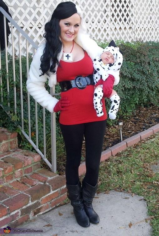 Brilliant Costumes Maman et Bébé pour Halloween