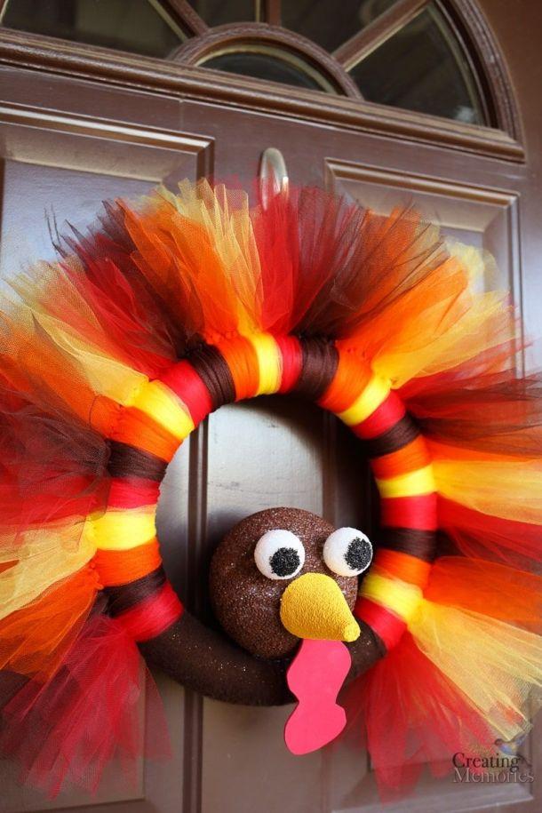15 guirlandes rustiques et rustiques de Thanksgiving