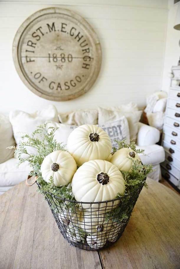 15 grandes couronnes et centres de bricolage de la ferme d'automne