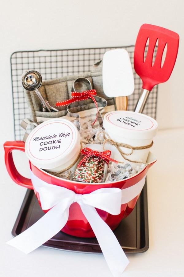 15 idées créatives de panier-cadeau bricolage pour Noël (partie 3)