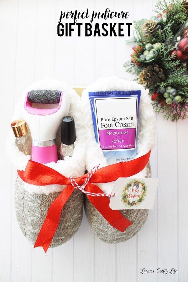 15 idées de paniers-cadeaux créatifs pour Noël (partie 2)