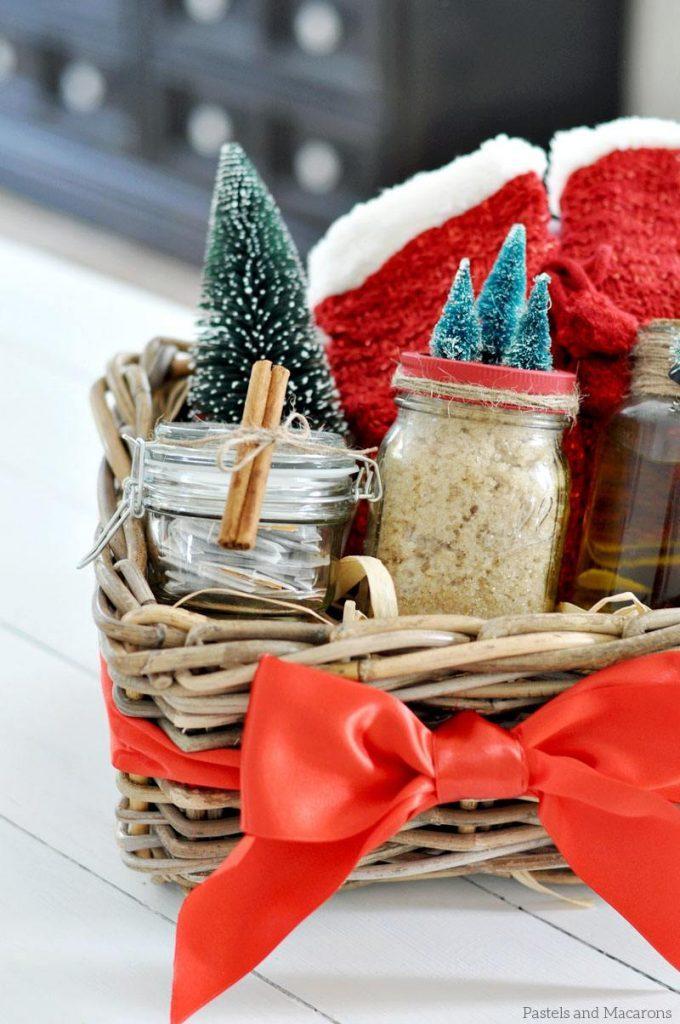 15 idées de paniers-cadeaux créatifs pour Noël