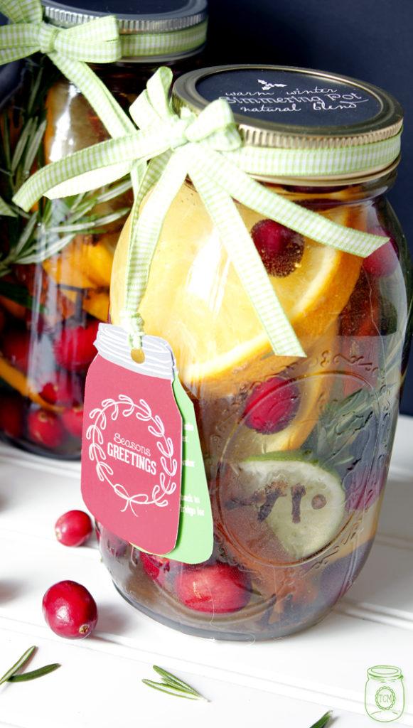 15 pots Mason DIY qui font le cadeau parfait