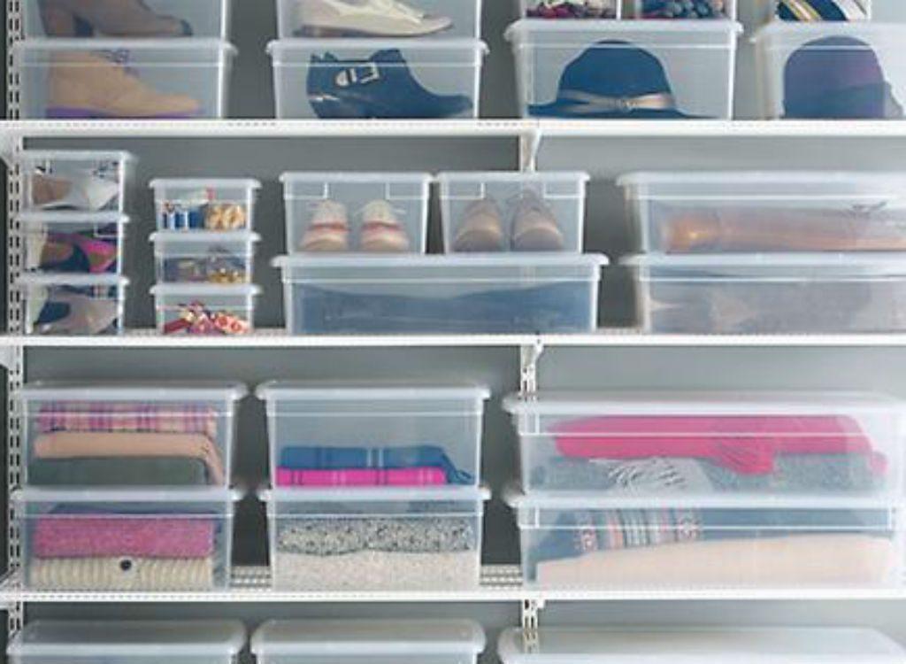 15 astuces d'organisation de bricolage Clever Dollar Store (partie 1)
