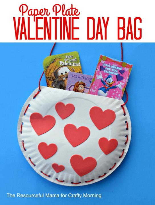 15 artisanats faciles pour la Saint Valentin pour les enfants (partie 1)