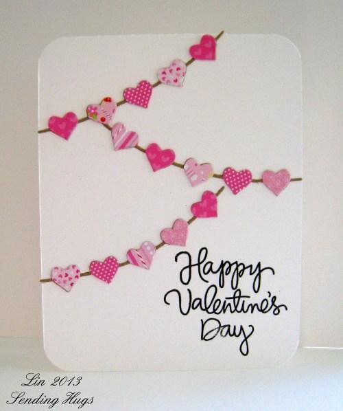 15 cartes de bricolage faciles pour la Saint-Valentin