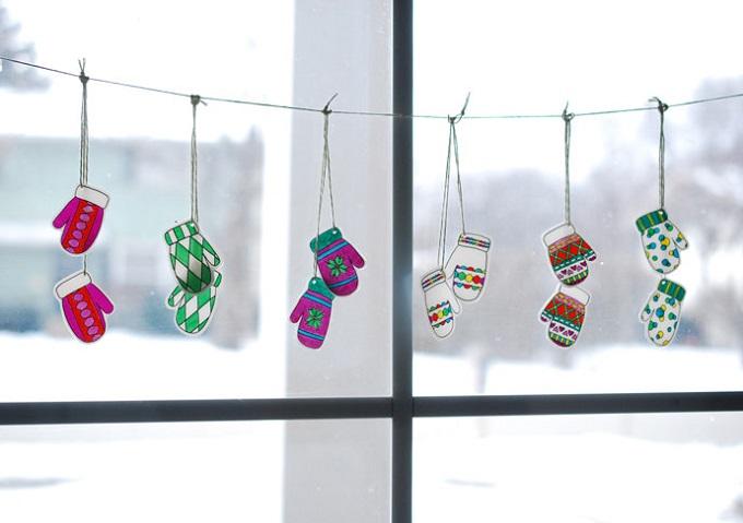 Idées de bricolage Shrinky Dink Craft